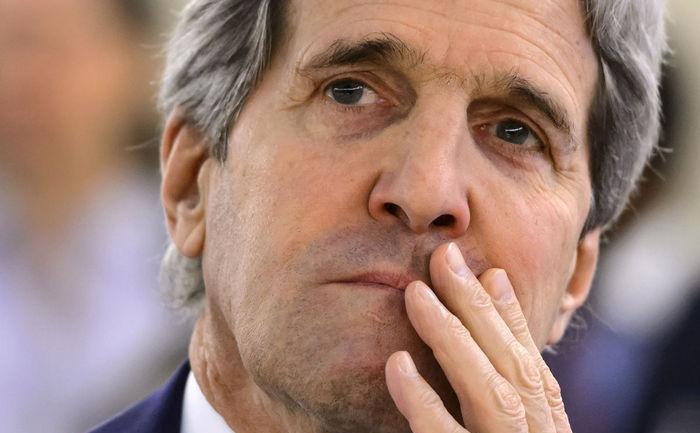 John Kerry, secretar de stat pentru Externe