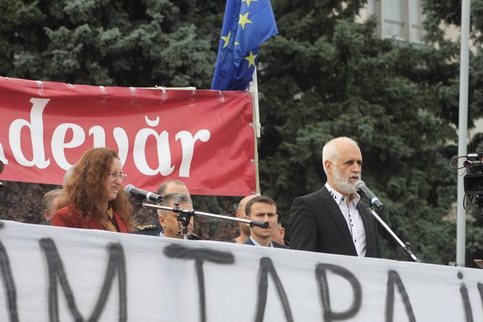 Valentin Dolganiuc, membru al Platformei DA