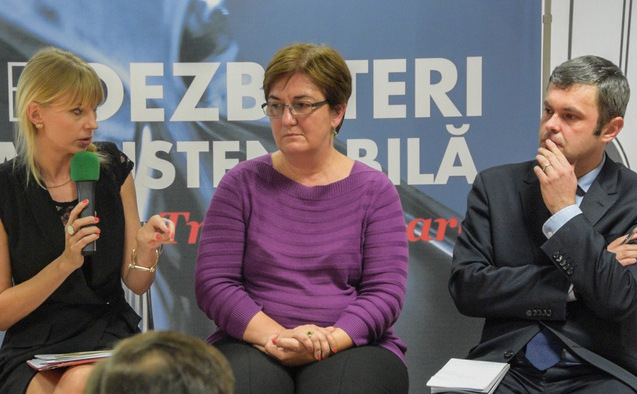 Dezbatere pe tema TTIP, 30 septembrie 2015