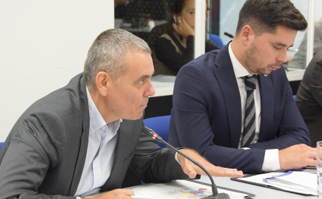 Eugen Popescu, director al Agenţiei de presă Romanian Global News