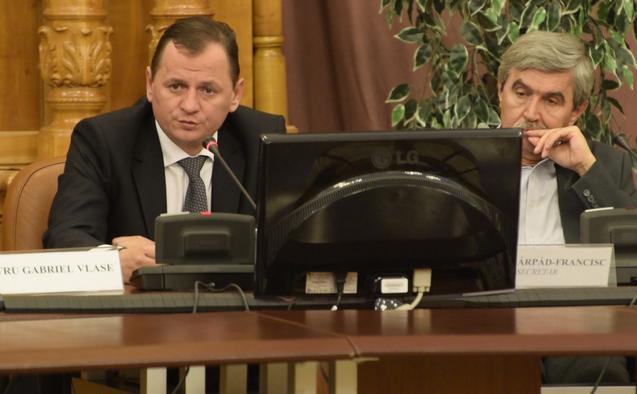 Şedinţa comsiei de cod electoral, 7 octombrie 2015