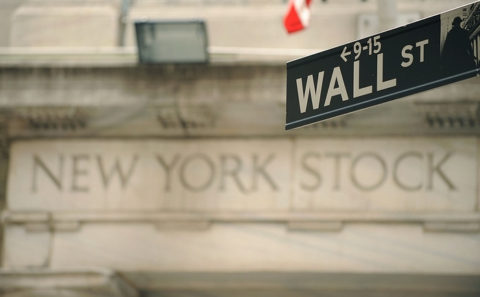 Wall St., New York