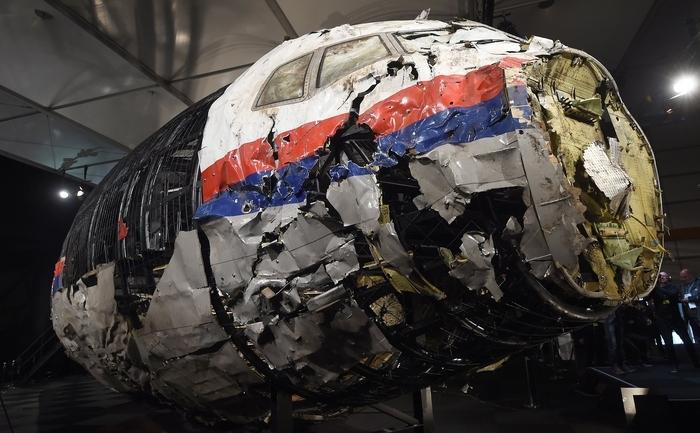 Cabina avionului Malaysia Airlines, zborul MH17 doborât deasupra Ucrainei. Raportul final al anchetei a fost dezvăluit pe 13 octombrie 2015