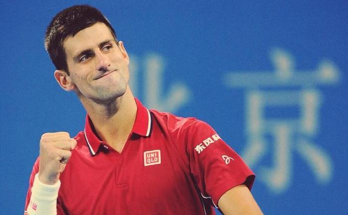 Tenismanul sârb Novak Djokovic