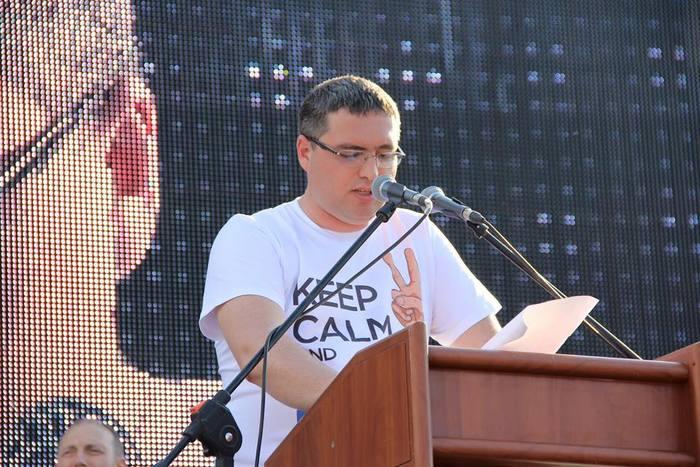 Renato Usatîi, primar de Bălţi şi lider PPPN