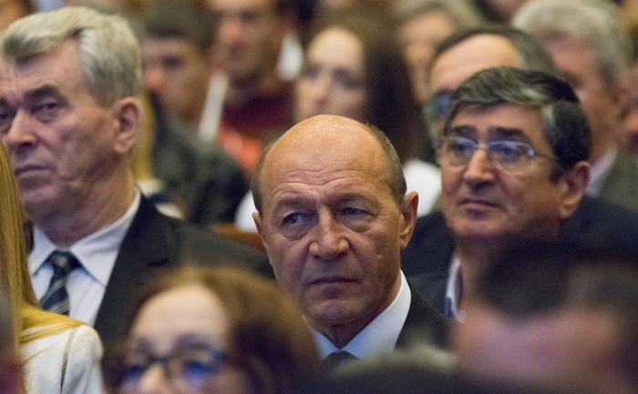 Traian Băsescu la Congresul PMP. 24 octombrie 2015