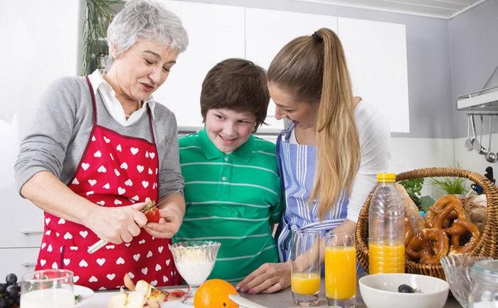 Sfaturile bunicii pentru slăbit