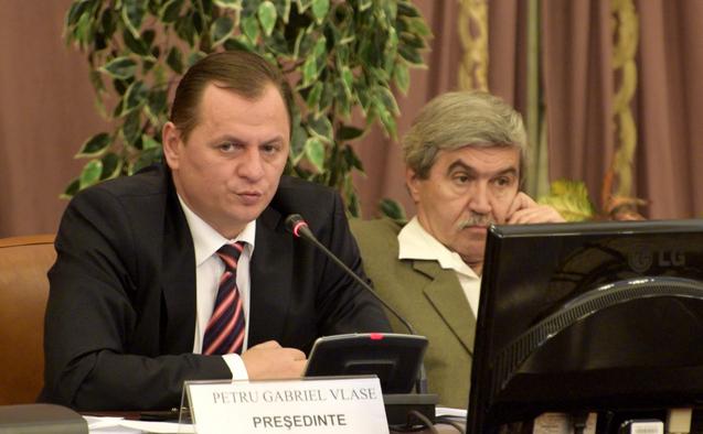 Şedinţa comsiei de cod electoral, 27 octombrie 2015.