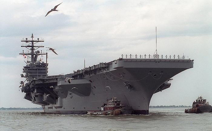 Portavionul USS Ronald Reagan