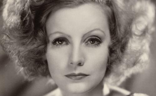 Celebra actriţă Greta Garbo