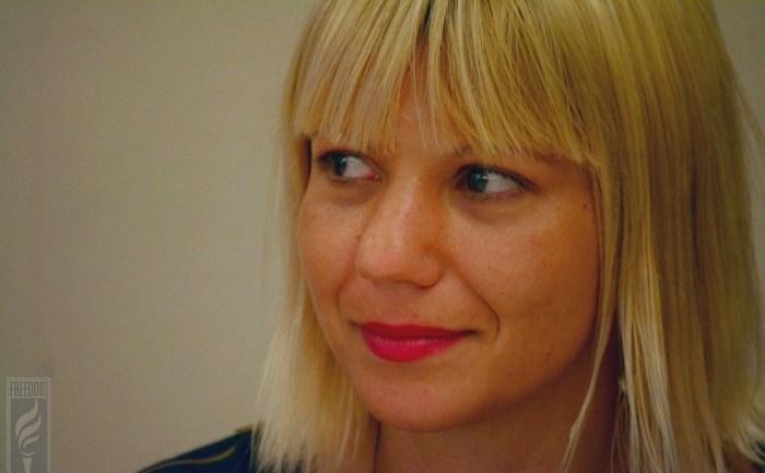 Judecătoarea Camelia Bogdan