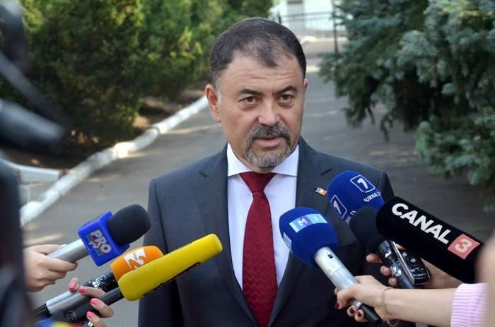 Anatol Şalaru, ministrul Apărării