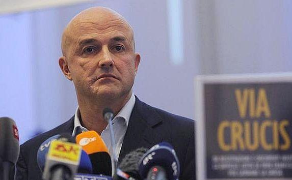 Jurnalistul italian Gianluigi Nuzzi.