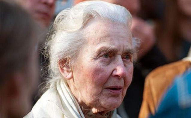 Ursula Haverbeck.