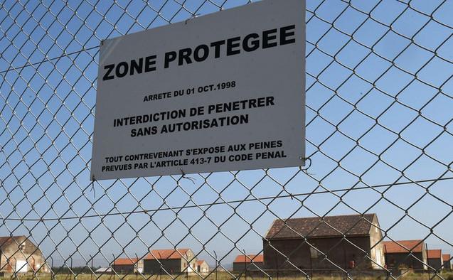 Baza militară din oraşul Miramas, sudul Franţei.