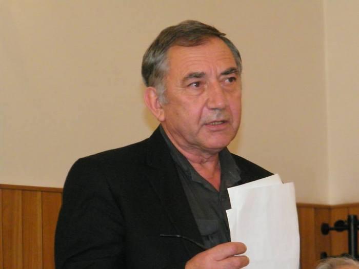 """Ion Iovcev, directorul Liceului Teoretic """"Lucian Blaga"""" din Tiraspol"""