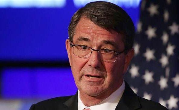 Secretarul american al apărării Ashton Carter.