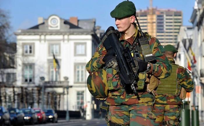 Bruxelles-ul în alertă teroristă maximă.