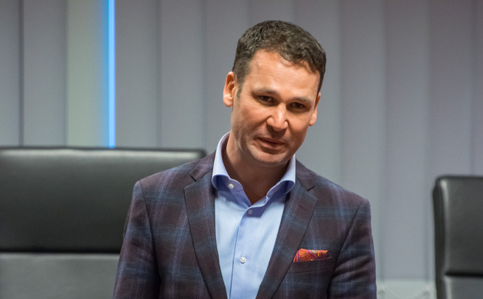 Robert Negoita - Primarul Sectorului 3