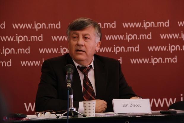 Procurorul municipiului Chişinău, Ion Diacov