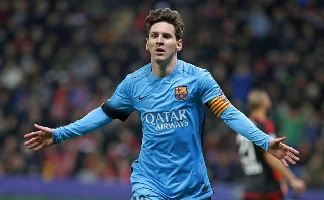 Starul argentinian Lionel Messi