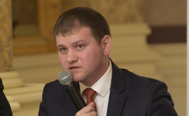 Valeriu Munteanu(ministrul mediului R. Moldova)