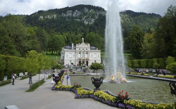 Palatul Linderhof, Germania