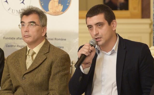 George Simion(Apel pentru infiintarea Fondului Moldova)