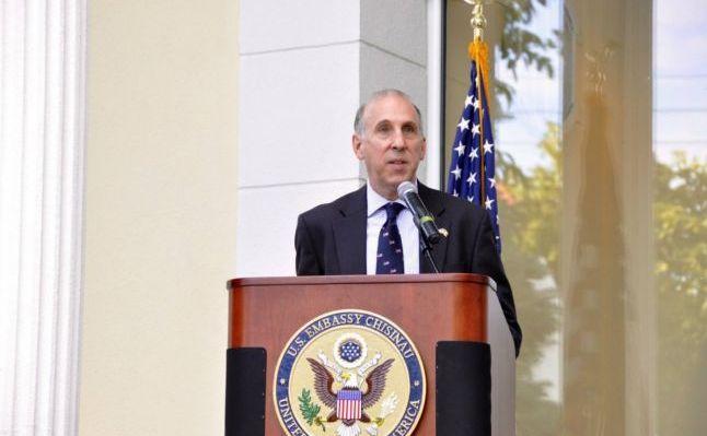 Ambasadorul SUA în Moldova James D. Pettit