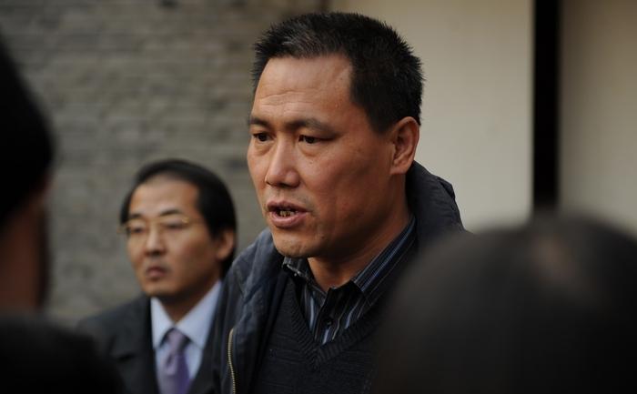 Avocatul Pu Zhiqiang, arhivă - 14 noiembrie 2011