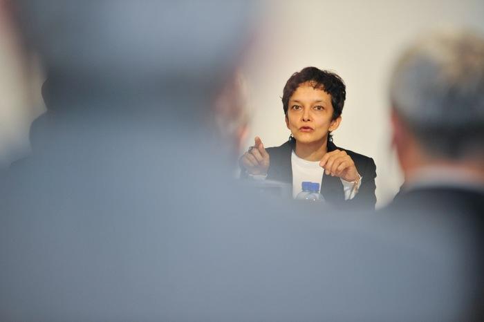 Neela Winkelmanova, Managing Director al Platformei Memoriei şi Conştiinţei Europene