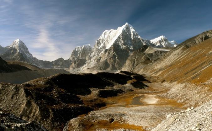 Nangpa La, Himalaya