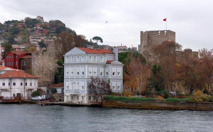 Fortăreaţa Anatoliană, Istanbul
