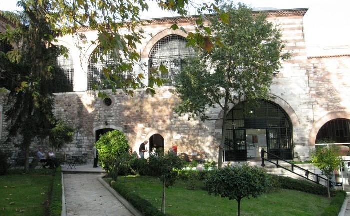 Palatul lui Ibrahim Paşa, ce gazduieşte  Museul de Artă Islamică Turcă