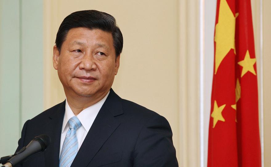 Preşedintele chinez Xi Jinping.