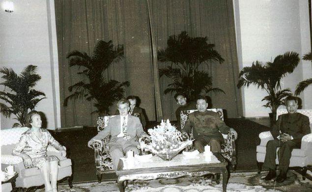 Pol Pot a fost prieten apropiat cu Nicolae Ceauşescu