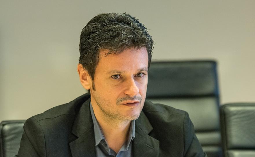 Răzvan Sava, primarul interimar al Capitalei.