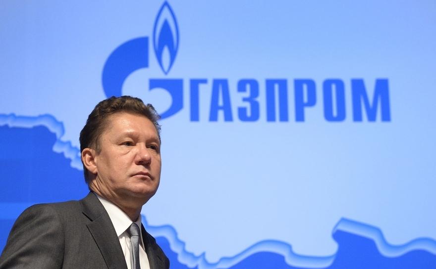 Alexei Miller, CEO Gazprom