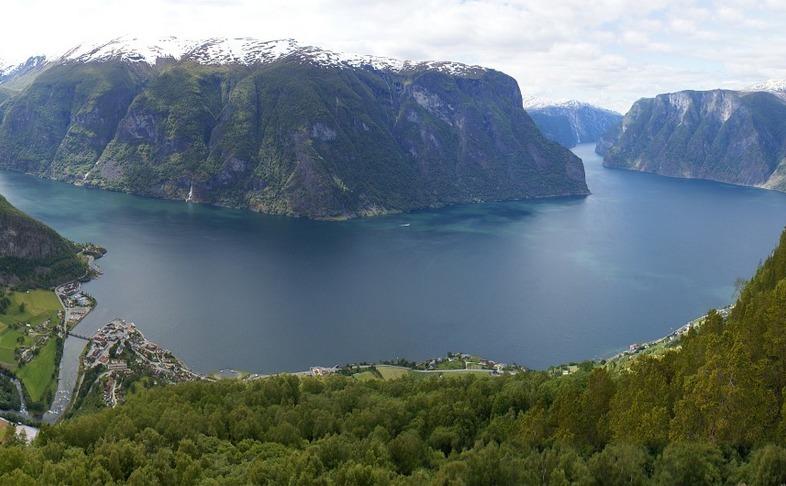 Norvegia, fiorduri