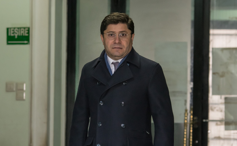 Gruia Stoica, şeful Grupului Feroviar Român (GFR)