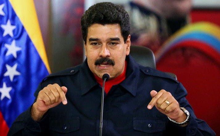 Preşedintele venezuelean Nicolas Maduro.
