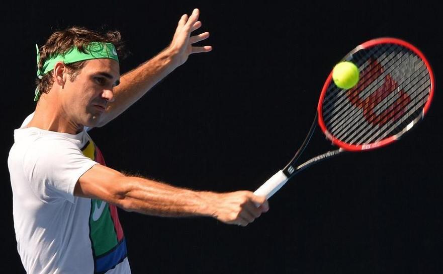 Tenismanul Roger Federer