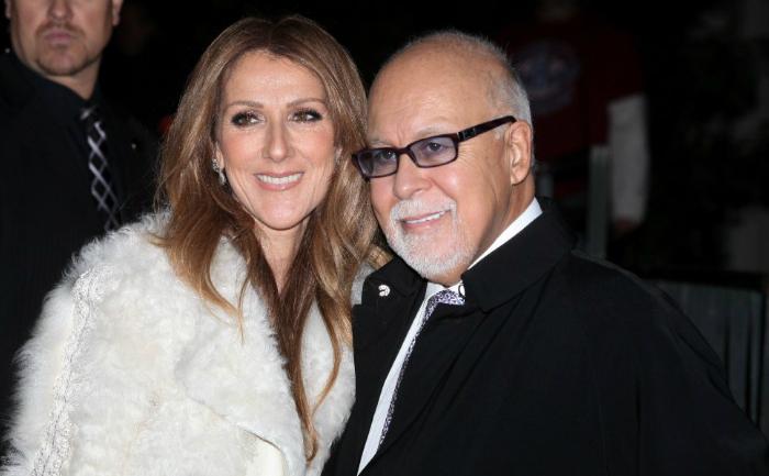 Celin Dion deplânge moartea soţului său, Rene Angelil