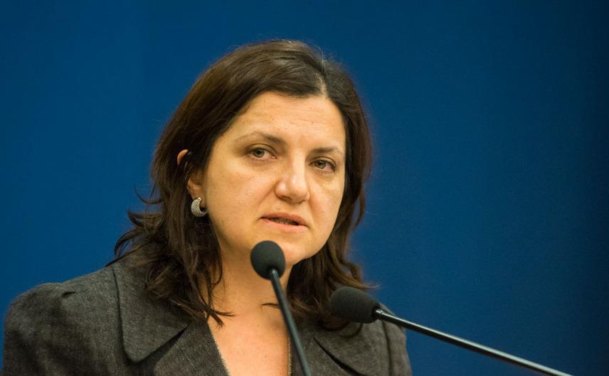 Ministrul Justiţiei, Raluca Prună