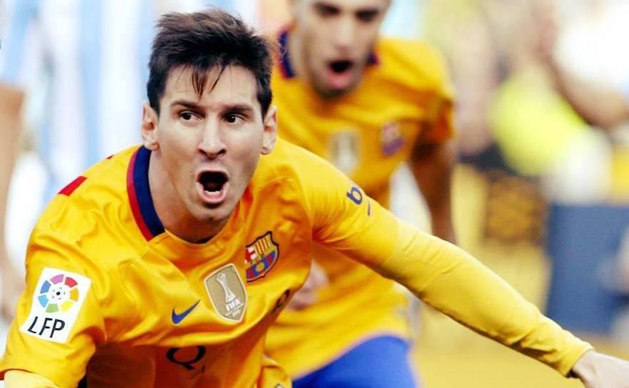 Vedeta argentiniană Lionel Messi