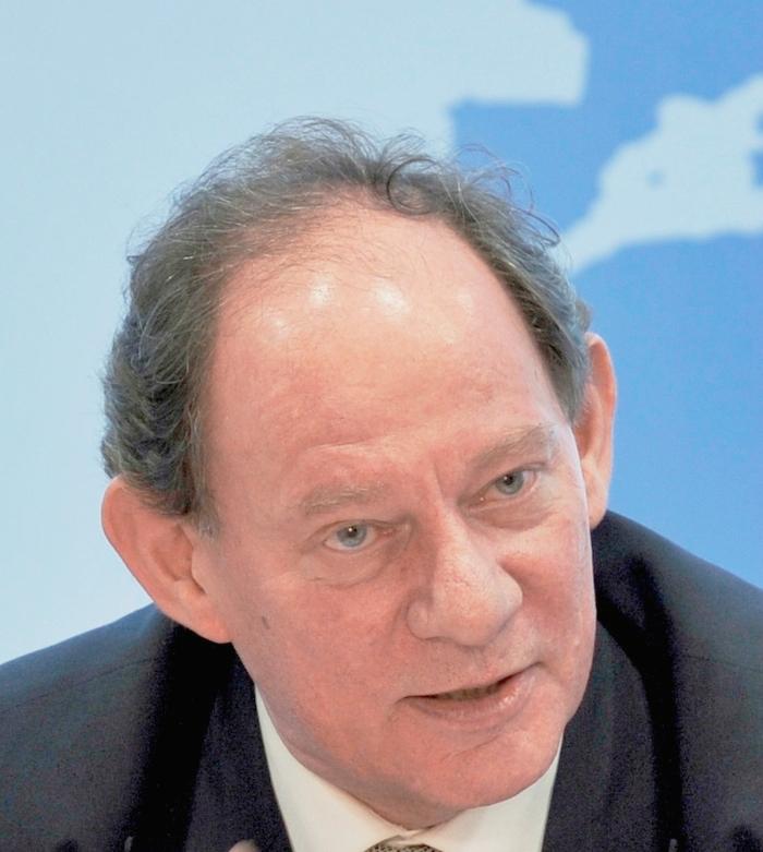 Vice-preşedintele Parlamentului European, Edward McMillan-Scott