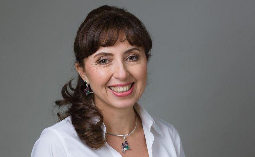Ministrul mediului, Cristiana Paşca-Palmer