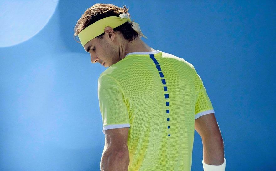 Tenismanul spaniol Rafael Nadal