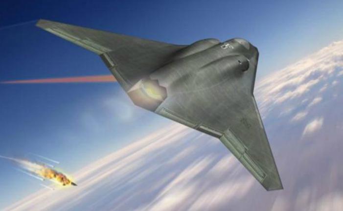 Avionul-OZN, proiectul Corporaţiei Northrop Grumman
