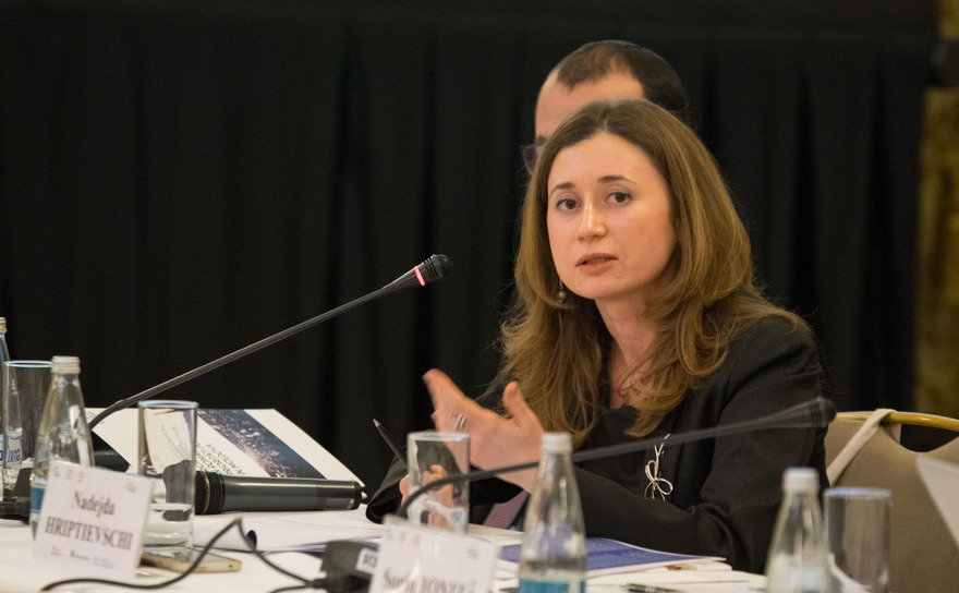 Nadejda Hriptievschi